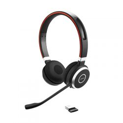 Jabra Evolve 65 Headset w/Charging Station